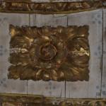 Pormenor do teto da tribuna