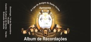 bilhete album recordacoes